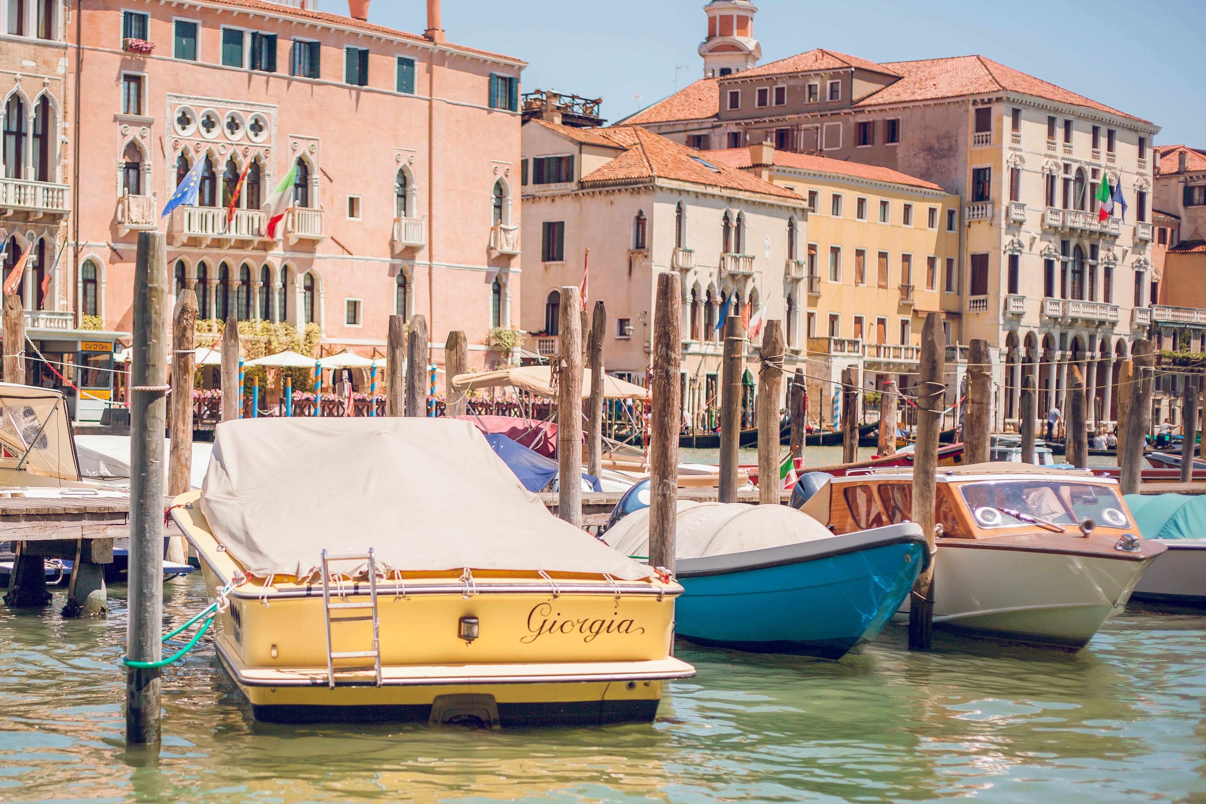 Lost and Found in Venice