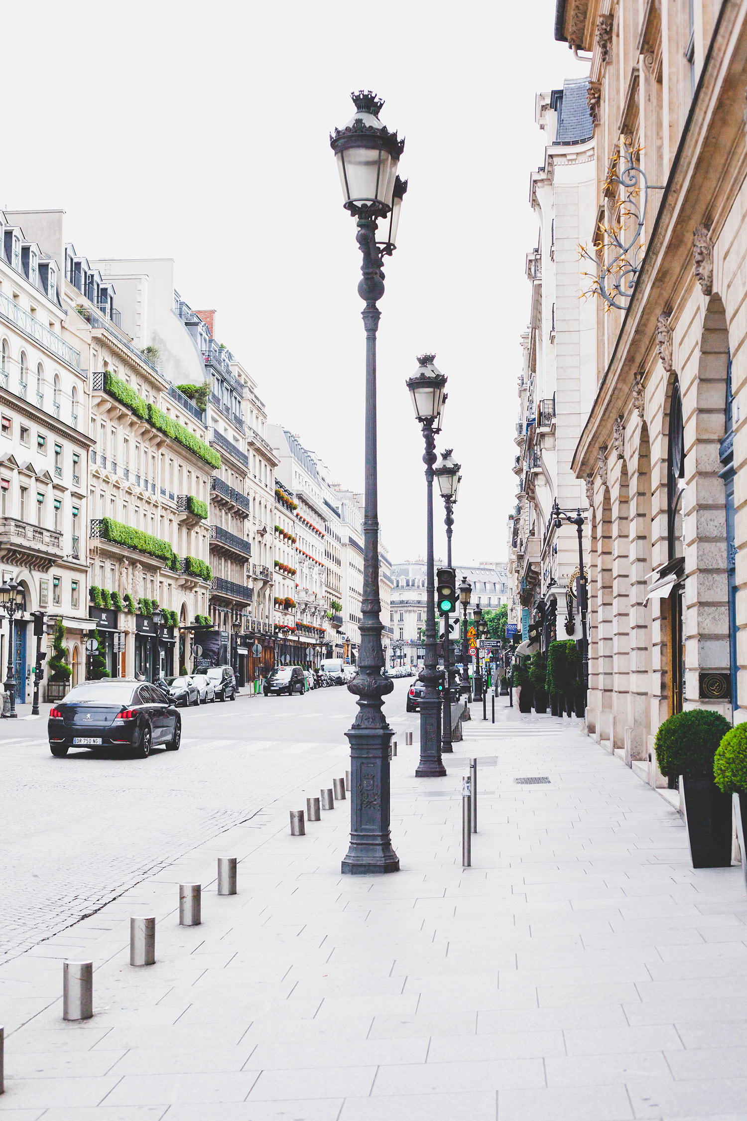 Place Vendome, Paris Chic Lightroom Presets