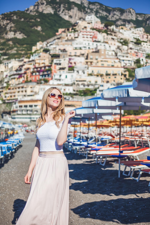 Positano Sunshine | Chic Lightroom Presets